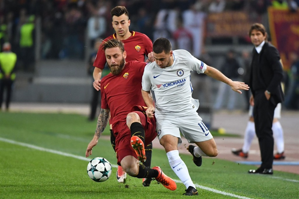 UCL: Roma Whips Woeful Chelsea
