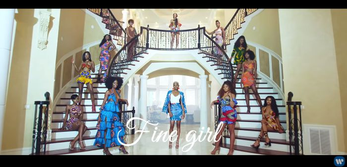Wale Ft. Olamide & Davido – Fine Girl
