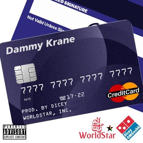 Dammy-Krane-Credit-Card