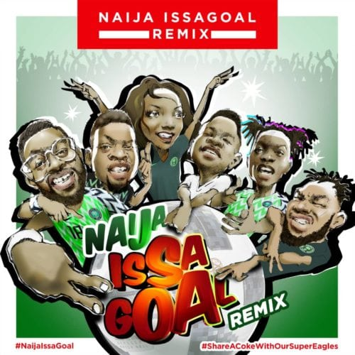 [Song + Video] Naira Marley, Falz, Olamide, Simi, Lil Kesh and Slimcase – Naija IssaGoal (Remix)