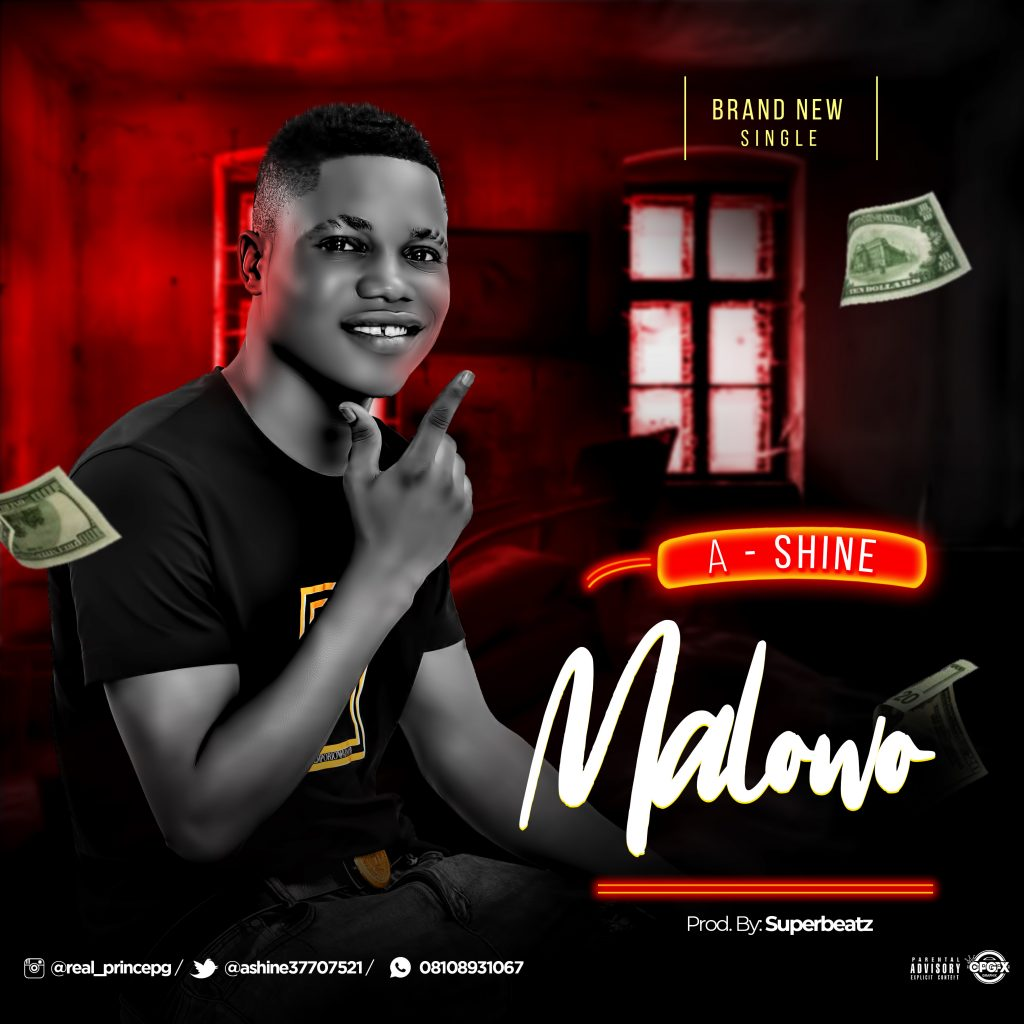 A-Shine-MALOWO-cover