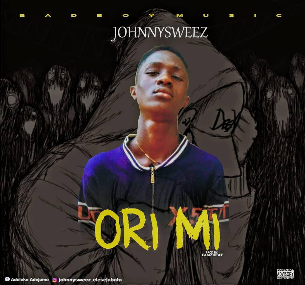 """Johnny set to drop a new jam for his fan titled """"Ori Mi"""""""