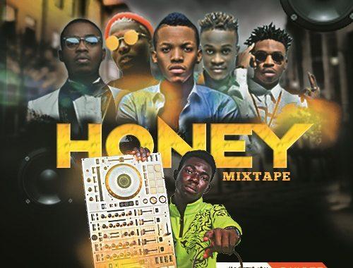 Dj Windz - Honey mixtape
