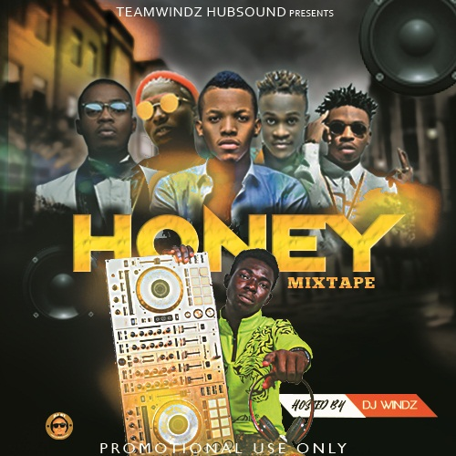 Dj Windz - Honey mixtape