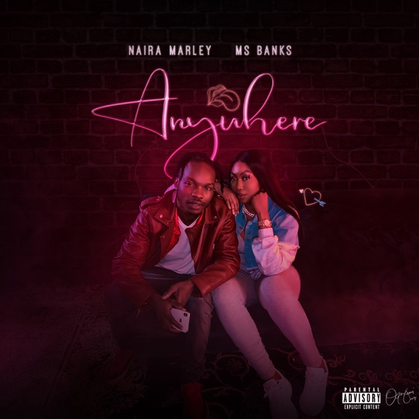 Naira Marley ft. Ms banks - Anyways