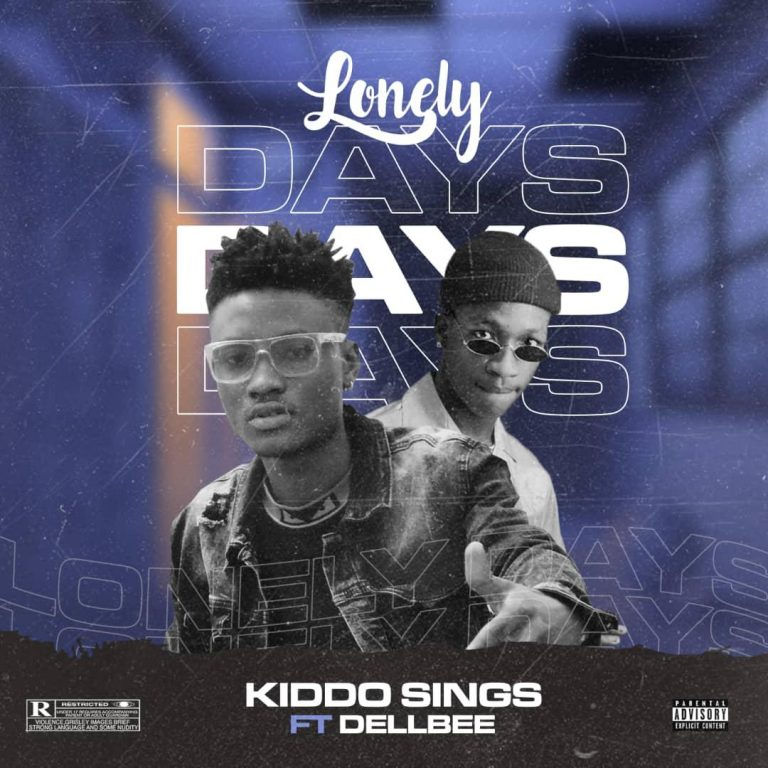 Lonely Days by kiddosings ft. Dellbee