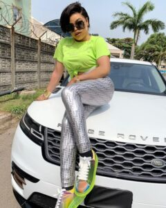 'Thanks for always supporting me when I needed it ' – Bobrisky says as he finally shows off his 'boyfriend'
