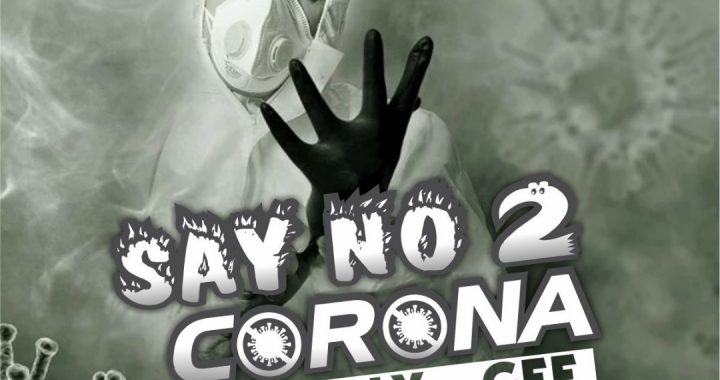 Say no 2 corona by Olly Gee