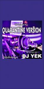 Old School mixtape(quarantine version) by Dj yek