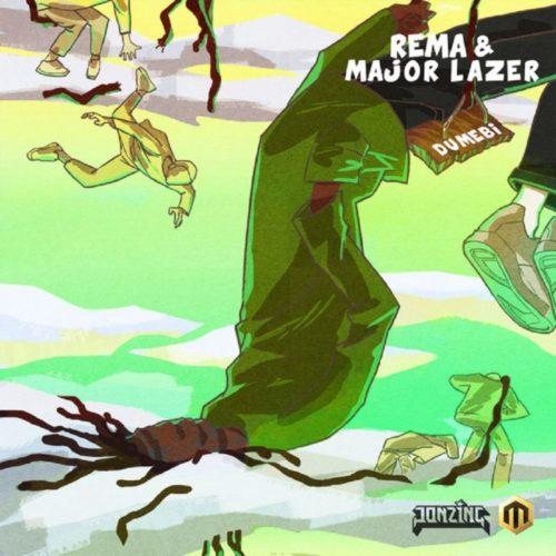 Rema X Major Laser - Dumebi Remix