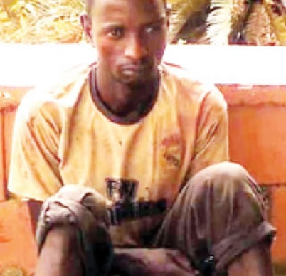 Kidnapper rape a pregnant woman