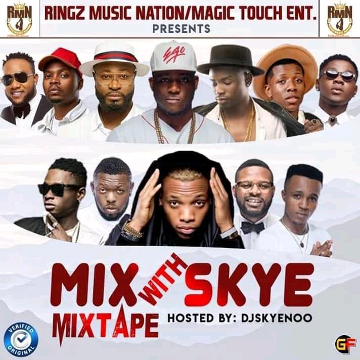 Dj Skyenoo - Mix With Skye
