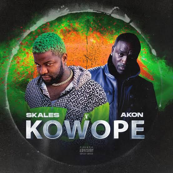 Skales ft. Akon - Kowope