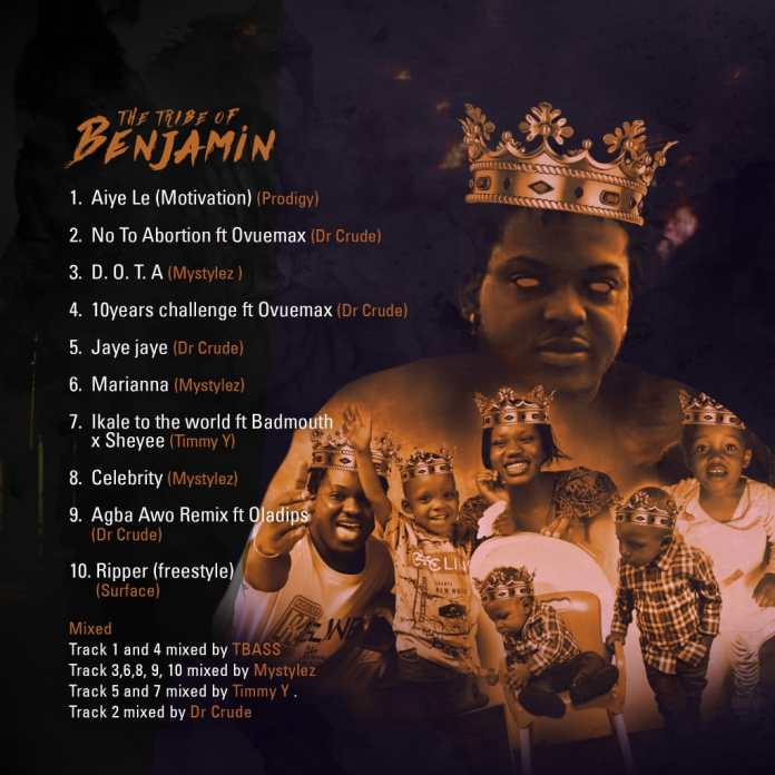 What You Should Know About Tribe Of Benjamin, Why It Is More Than EP