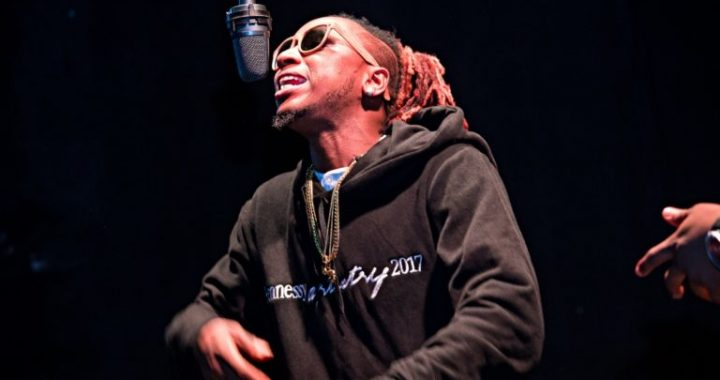 Rapper, Yung6ix Laments Over 17 Million Naira Cost For Knee Surgery