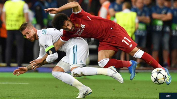 Injuring Salah In Champions League Final Was A Ramos Masterstroke – Chiellini