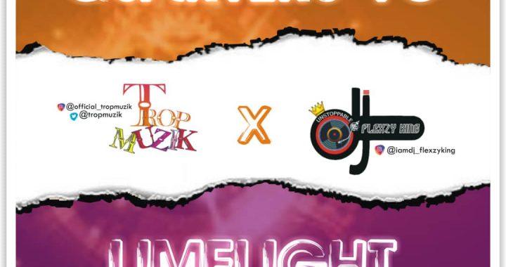 Tropmuzik X DJ FLexzyking - Quaters To Limelight Vol. 1